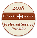 Preferred Wedding Entertainment Provider for Castle Farms in northern Michigan